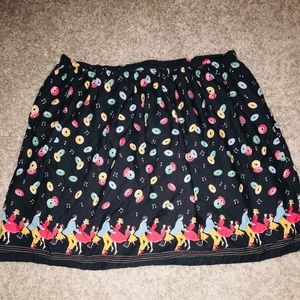 ModCloth Retro Skirt